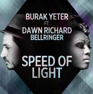 Burak Yeter Ft. Dawn Richard & Bellringer - Speed Of Light